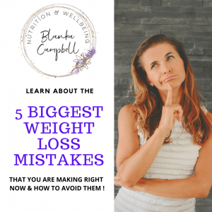 5 biggest weight loss mistakes